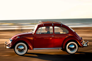 71-Year Old Woman's Beetle Restored After 51 Years And 350,000 Miles