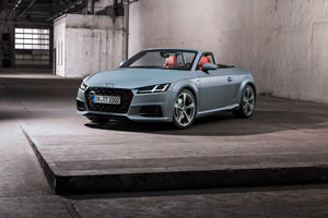 Special Edition Model Celebrates 20 Years Of Audi TT