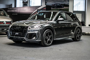 Make Your Audi Q5 The Sexiest SUV On The Block