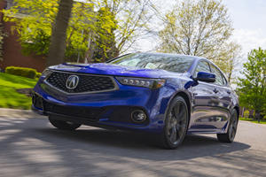 Acura Now Knows How To Make Less Boring Sedans