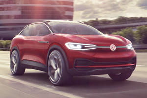 VW Tipped To Unveil Another Electric Crossover In Shanghai