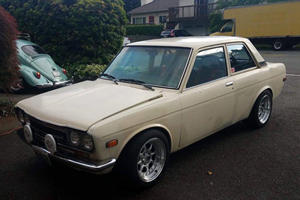 Weekly Craigslist Hidden Treasure: 1972 Datsun 510