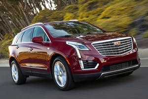 Cadillac Won't Bother Giving The XT6 Crossover A Unique Interior