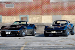 You Can Own Not One, But Two Extremely Rare L88 Corvettes