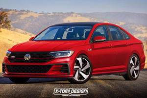 We Finally Know When Volkswagen Will Reveal The Next-Gen Jetta GLI