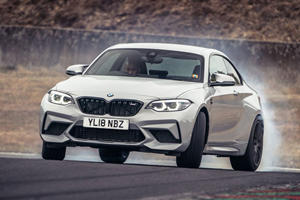 Chris Harris Puts BMW M2 Competition To The Test