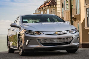 The Chevrolet Volt Was Hugely Successful In These US Areas