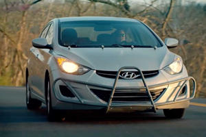 Hyundai Elantra Clocks Up One Million Miles In Just Five Years