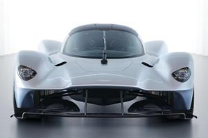 Listen To The Aston Martin Valkyrie's V12 Scream To 11,100 RPM