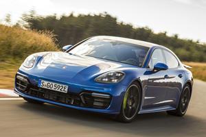 Porsche Recalls Panamera Hybrids