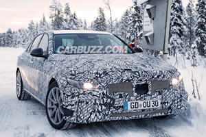 Here's A First Look At The All-New 2021 Mercedes C-Class