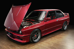 E36 BMW M3 Engine Gets Stuffed Into An E30 M3 Body