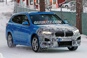 Hot BMW X1 M35i Could Have Over 300 HP