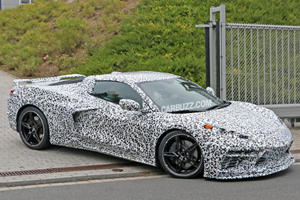 C8 Corvette Debut Delayed Six Months