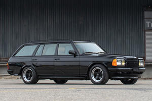 1979 Mercedes-AMG Wagon Is The Perfect Sleeper