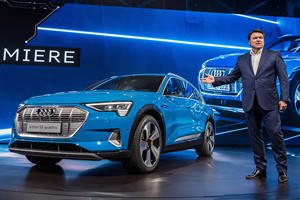 Audi Names A 'New' CEO