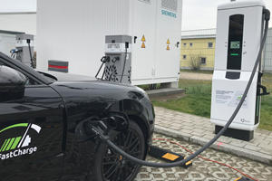 Porsche's New Ultra-Fast Charger Is As Quick As Filling Up With Gas