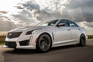 Hennessey Gives Cadillac CTS-V A 1,000-HP Makeover