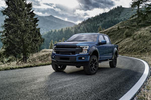 Want Something More Unique Than A Raptor? Check Out The Roush F-150