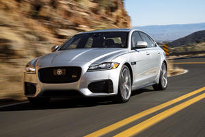Special Edition 2019 Jaguar XF 300 Sport Arrives With 296 HP