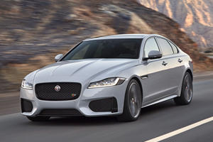2019 Jaguar XF Gets A Slight Price Bump