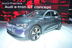 Audi Sport Already Preparing More Powerful e-tron S?