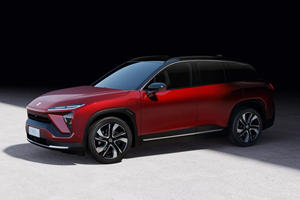 Nio Reveals New Electric SUV With 300-Mile Range And 500 HP