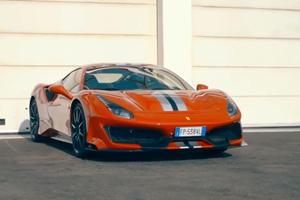 Ferrari 488 Pista Beats McLaren 720S On Neutral Playing Field