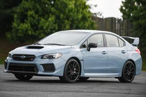 New Trademark From Subaru Hints At More Powerful WRX STI