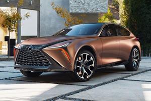 Lexus Plotting Electric SUV?