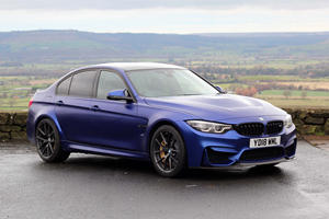 2018 BMW M3 CS Test Drive Review: Saving The Best For Last