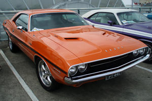 Pony Car Icons, Part 7: Dodge Challenger