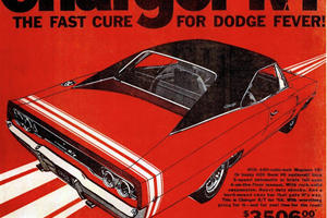 3 Muscle Car Commercials That Screamed Power