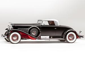 Record Auction Sales: 1931 Duesenberg Model J Long-Wheelbase Coupe