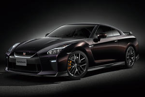 New Special Edition Nissan GT-R Inspired By Tennis Champion