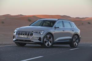 2019 Audi e-tron First Drive Review: Electric Dreams