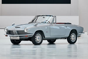 Unique BMW 1600 GT Prototype Brought Back To Life
