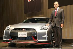 Christmas Comes Early For Former Nissan Boss