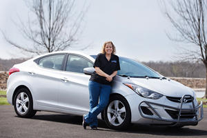 Hyundai Has An Awesome Christmas Present For Million-Mile Elantra Owner
