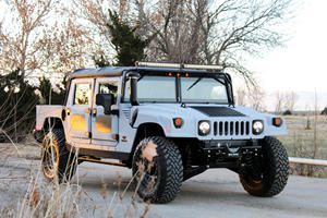 What Would You Pay For A Hand-Built Hummer With 1,000 LB-FT Of Torque?