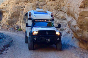 Adventure Truck Is The Ultimate Road Trip Machine