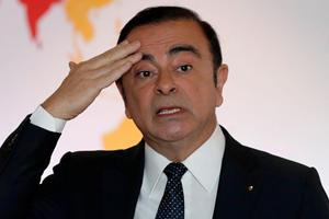 Carlos Ghosn Arrested Yet Again