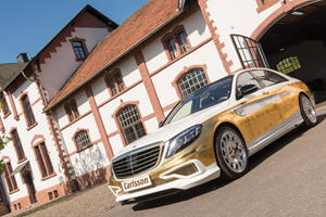 Cars Made With Gold And Other Precious Metals