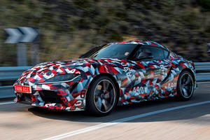Toyota Already Has More Plans For The Supra