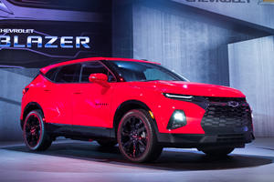 2019 Chevrolet Blazer's Design Attitude Is The Cure For Bland Crossovers