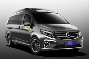 VW's Retrofitting This Mercedes Van Into A VIP Shuttle