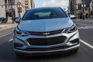 Rejoice! Chevrolet Cruze Will Live On