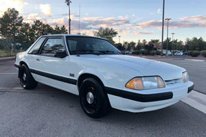 Weekly Craigslist Hidden Treasure: 1989 Ford Mustang SSP Cop Car