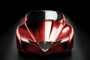 New Alfa Romeo Supercar Is Coming