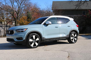 2019 Volvo XC40 Test Drive Review: All Too Easy To Love